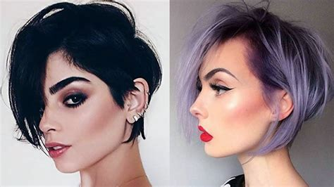 50+ Trendy Short/medium Hairstyles For Women