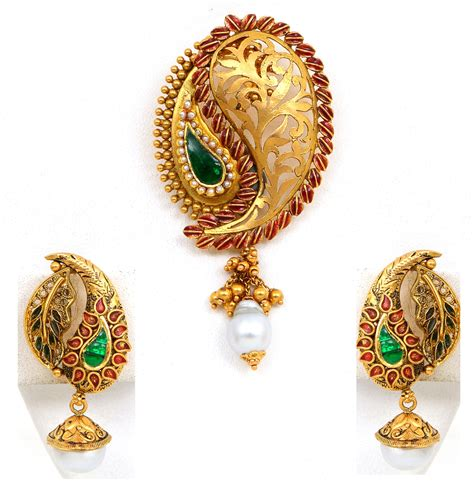images of antique gold jewellery - Google Search