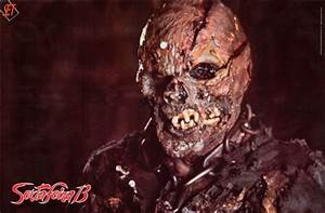 Friday the 13th Jason Vorhees without Mask Fine Art Print ...