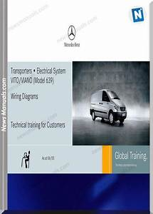 Mercedes Vito Viano Wiring Diagrams In English