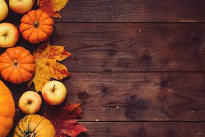 Thanksgiving Background Backgrounds Leaves Pumpkins Fall Pumpkin