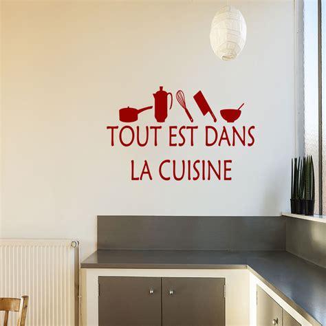 cuisine tout sticker cuisine tout est dans la cuisine stickers