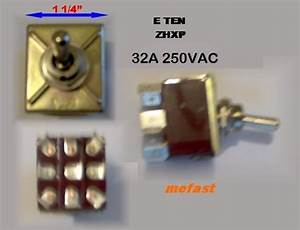 Generator Voltage Selector Switch Eten 303 32a 250v