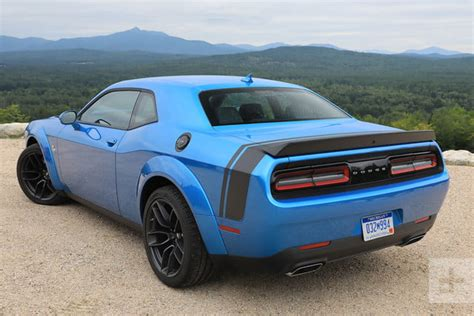 2019 Dodge Challenger Rt Scat Pack Widebody First Drive