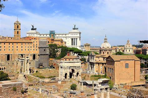 foro romano  palatino turismoorg