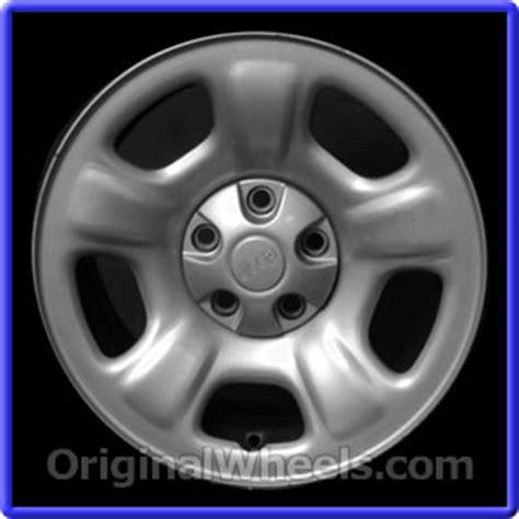 silver jeep liberty with black rims 16 quot jeep alloy rims the pub comanche club forums