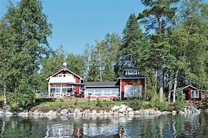 Ferienhaus In Schweden : ferienhaus in schweden mit privatem see anmieten pressemeldung vom ~ Frokenaadalensverden.com Haus und Dekorationen