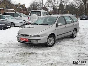 2001 Fiat Marea Weekend Air