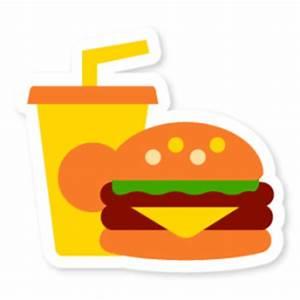 Fast Food Icon | Swarm App Sticker Iconset | Sonya