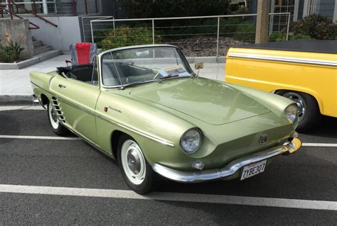 Renault Caravelle For Sale by 1960 Renault Caravelle Automotive