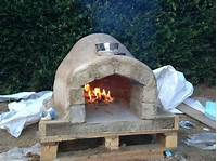 how to build an outdoor pizza oven DIY Outdoor Project: Pizza Oven - iCreatived