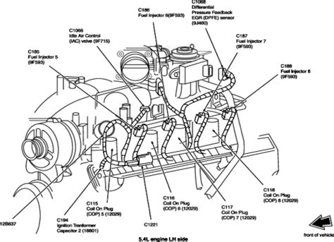 2004 Ford F 150 Vacuum Diagram by Looking For Iac Valve On 2004 Ford F 150 Fixya