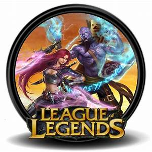 League Of Legends Icon B By TheM4cGodfather On DeviantArt
