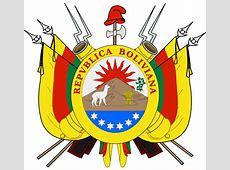 Dibujo De Escudo De Bolivia 0