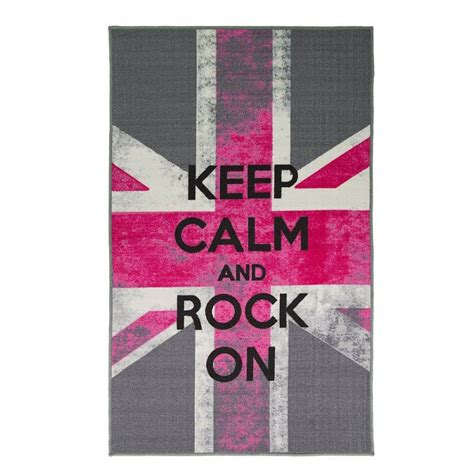 tapis chambre ado tapis chambre ado rock on flair rugs 100x160