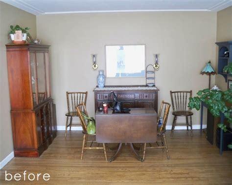 Dining + Living Room Redo