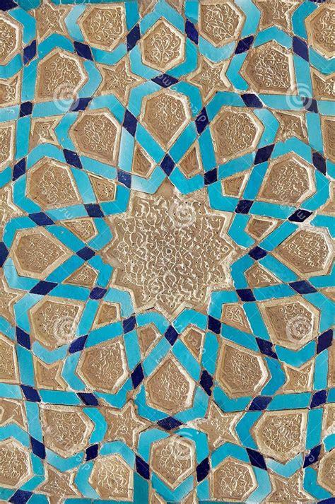 persian tile work yazd iran iran persia persian
