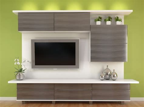 entertainment centers modern living room los angeles