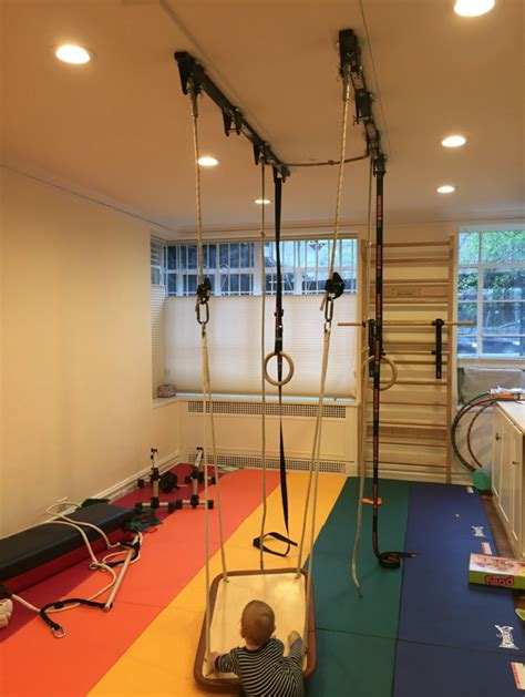 multi purpose workout roomplayroom  crossfit parkour