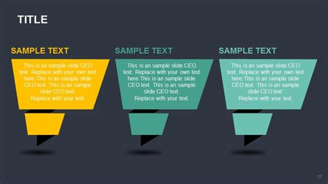 Template Design For Powerpoint Presentation