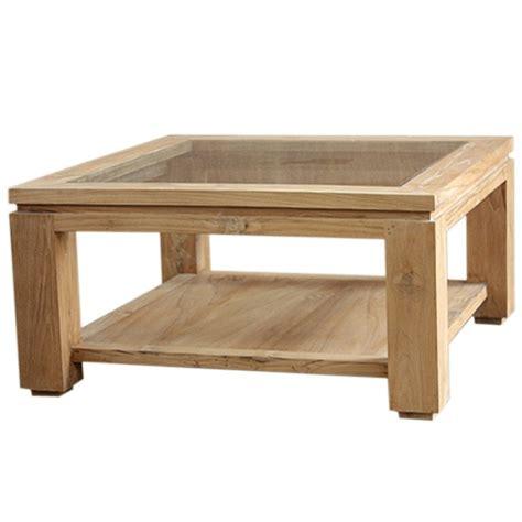 table basse moderne en teck massif en vente chez origin s meubles