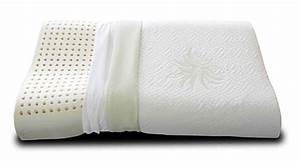 Oreiller Cervical Memoire De Forme : oreiller m moire de forme 100 pour la cervical ~ Melissatoandfro.com Idées de Décoration