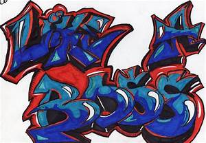 Like A Boss Graffiti Artwork by SuchASimpleKid on DeviantArt