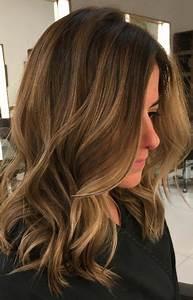Hellbraune Haare Mit Blonden Strähnen : die 25 besten ideen zu painting haare auf pinterest karamell blonde str hnen br nette ~ Frokenaadalensverden.com Haus und Dekorationen