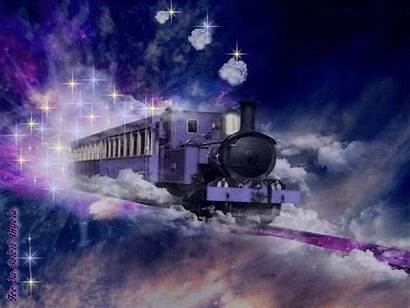 Train Polar Express Centerblog Gifs Les Belles