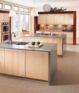 Maple Kitchen in Natural - KraftMaid