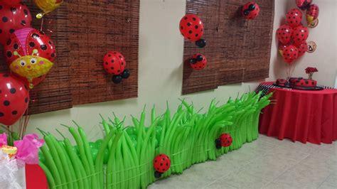 Ladybug Birthday Party Centerpieces Write Your Feedback