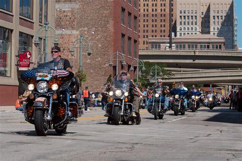 Wisconsin Harley Davidson file harley davidson 2008 parade milwaukee wisconsin 8964