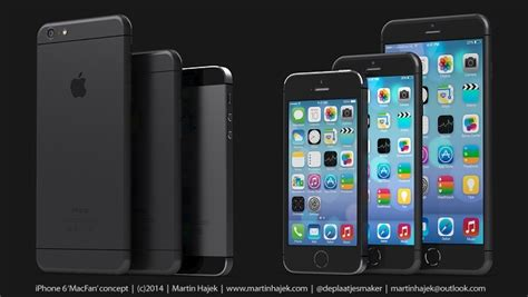 iphone 6 launch date 4 7 and 5 5 iphone 6 rumor up design specs