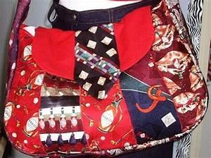 Faire Un Sac : faire un sac cravate des mod les des tutos kirkyama ~ Nature-et-papiers.com Idées de Décoration