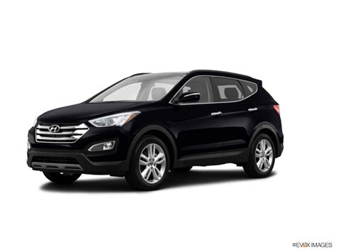 New Orleans Hyundai by New Orleans Twilight Black 2014 Hyundai Santa Fe Sport