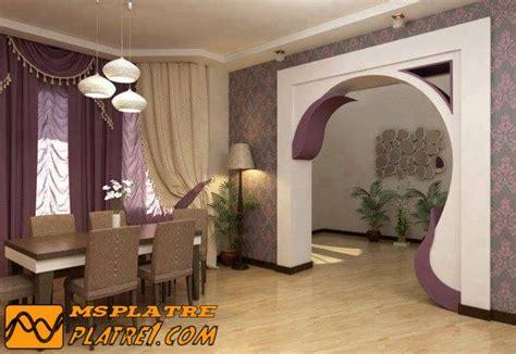 decoration platre moderne marocain photo pl 226 tre plafond et arche decoration platre plafond