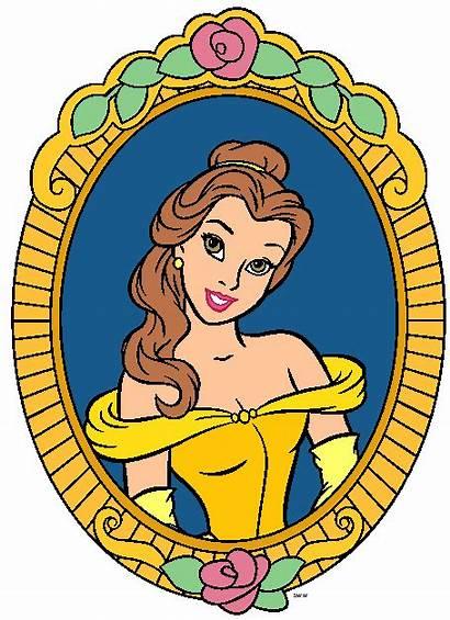 Disney Princess Clipart Beast Beauty Belle Dp