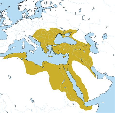 Ottoman Empires by Ottoman Empire 1683 By Sharklord1 On Deviantart