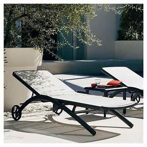 Bain De Soleil Design : elite bain de soleil design fast inclinable empilable ~ Teatrodelosmanantiales.com Idées de Décoration