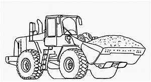 Snow Plow Truck On Dump Truck Coloring Page Kids Play