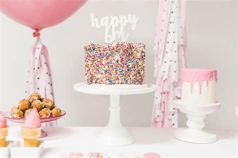 Kara39s Party Ideas Little Sprinkles Half Birthday