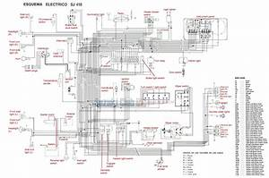 Electronic Ignition Wiring Diagram Suzuki Samurai