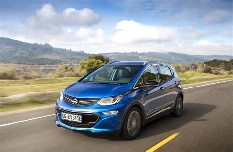 Opel Solar by Gets Its 10 Opel Era E Electric Cars
