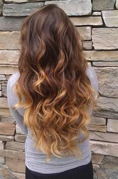 25 Beautiful Haircuts for Curly Long Hair   Long