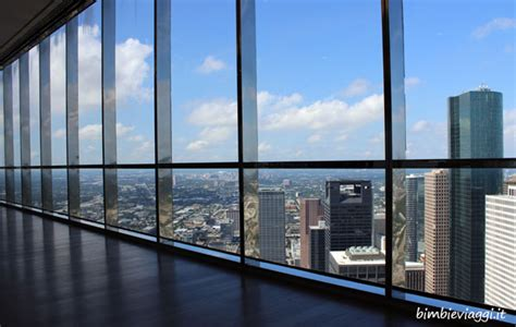Tower Observation Deck Houston Tx by Houston Con Bambini Alla Scoperta