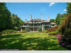 Luther Vandross' Connecticut estate on the market for $9m