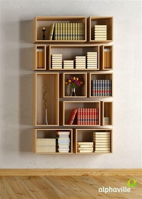 Simple Bookcase Design by 10 Creative Diy Bookshelf Projects