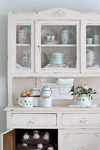 Buffet kuchenbuffet shabby chic in quotpuder rosaquot shabby for Küchenbuffet shabby chic