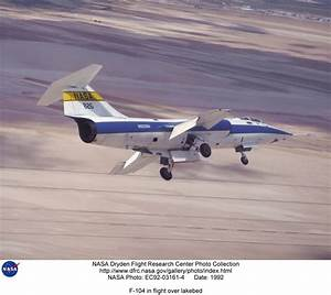 NASA F- 104A - Pics about space