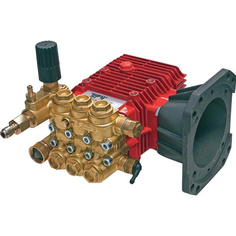 Northstar Pressure Washer Pump — 4000 Psi, 35 Gpm, Direct